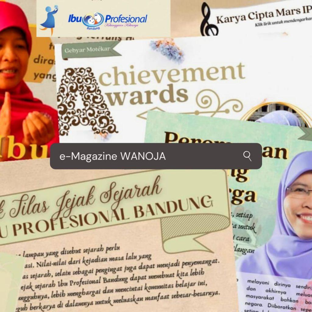 e-magazine wanoja